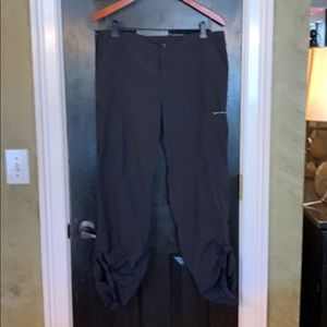 Columbia women's Omni shield pants 16